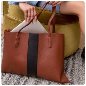 Vince Camuto Luck Tote Vegan Leather